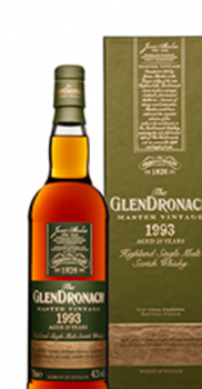 Glendronach Master Vintage 1993 Aged 25 Years