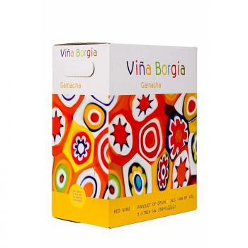 Vina Borgia Bag in Box 3 Liter - Borsao
